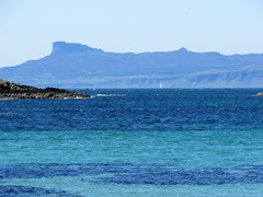 Sailing in the Sound of Sleat, off Eigg (sheumais63) Tags: scotland eigg sleat