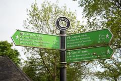 "Signpost (Sheep""R""Us) Tags: england london unitedkingdom gb signpost streatham capitalring"