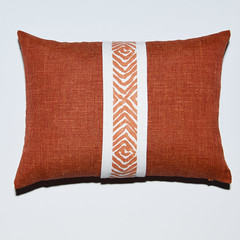 DSC_5200 (4 Your Decor) Tags: orange white pillows pillow etsy homedecor couchpillow darkorange pillowcover diamondpattern bedpillow accentpillow