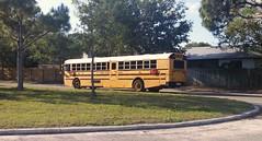 Bus #609, a 2009 IC RE (FuturzMinion) Tags: florida schoolbus 2009 609 icre maxxforcedt manateecountyschoolbus