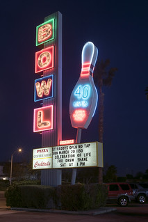 Linbrook Bowling Center, Anaheim, CA