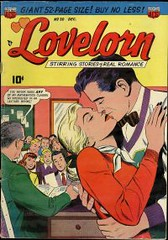 Lovelorn 20 (Michael Vance1) Tags: woman man art love comics artist marriage romance lovers dating comicbooks relationships cartoonist anthology silverage