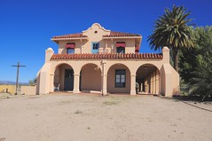 Kelso Train Station, California (faungg's photos) Tags: california travel usa building us roadtrip   kelsotrainstation