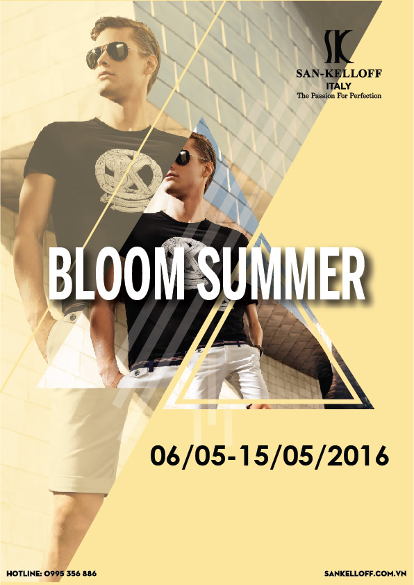 San-Kelloff Bloom Summer