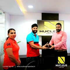 We are proud to have customers from all parts of India.  Happy to hand over the  Key to our privileged customer from Punjab, Mr. Novjot Singh and family (Lavender Villa 17). Key handed over by our Executive Director Mr. Abdul Nazer.  Let us welcome t (nucleusproperties) Tags: life city india building home nature beautiful beauty architecture design living construction realestate view apartment interior gorgeous lifestyle style atmosphere kerala villa environment elegant exquisite punjab comfort luxury kochi elegance