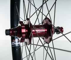 Velocity-Dually_Profile_Front-Hub (Cycle Monkey USA) Tags: trail riding mtb trailriding customwheels profileracing velocityusa