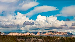(shwetabh.mittal) Tags: sunlight beautiful landscape bryce zion nationalparks drama mighty canyons hdr breathtaking puffyclouds intensity topofworld