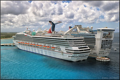 Carnival Triumph (Retired....with camera!) Tags: cruise carnival eos princess cruising cruiseship 70d efex 18135mmstm pspx8 paintshopprox8