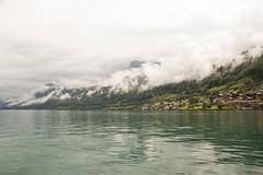 Comme une petite brume... (Gisou68Fr) Tags: bridge lake water lago switzerland see eau nebel suisse wolken lac ponte pont svizzera nuages brcke acqua schweitz vierwaldstttersee brume nubi lacdesquatrecantons buochs lagodeiquattrocantoni