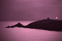 "Pointe du Percho (revisitée) ""Purple Breizh"" (dbrothier) Tags: seaside raw purple bretagne breizh morbihan hdr quiberon hdrenfrancais canonef100300mmf4556usm kiberen purplebreizh"