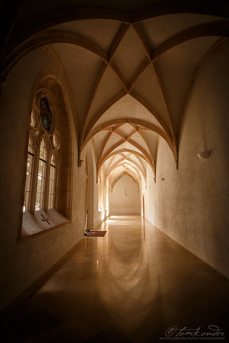 Corridor of the Abbey