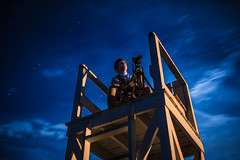 Night Photographer (Evan's Life Through The Lens) Tags: ocean camera blue friends summer sky sun hot color water glass beautiful clouds work canon lens fun boat warm long exposure angle bright zoom sony wide fast adventure busy telephoto boating job f28 2016 2470mm a7s