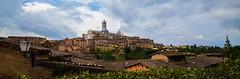 Siena (sunnyha) Tags: siena italy day outdoors buildings sky sunnyha sunny clouds color colour colours canon 6d 1635mm ef1635mmf4lisusm eos6d photographier photograph photographer      travel