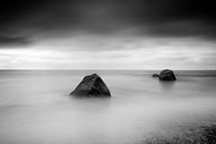 Mystic Sea (johnsteelephoto) Tags: kyungju tmax100 nikonf4 longexposure leefilters leebigstopper