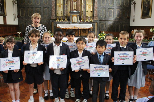 Junior Music Festival Winners