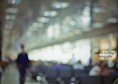 Hiding (Mister Blur) Tags: city 35mm mexico airport nikon ambient voyager hiding tonight chronicles terminal1 aicm d7100 wetravel thelighttraveler