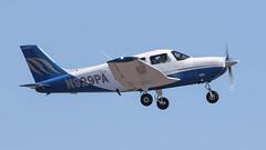 TransPac Piper PA-28-181 Archer N929PA (ChrisK48) Tags: spiritofchina 1999 archer birdacquisition cherokee kdvt n929pa piperpa28 piperpa28181 transpacaviationacademy phoenixaz phoenixdeervalleyairport aircraft airplane dvt pa28 929
