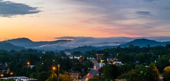 Asheville After Sunset (cwhitted) Tags: sunset asheville samsung buncombecounty samsungnx2050mmf35–56 nx1100 samsungnx1100