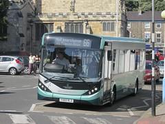 East Yorkshire 137 YX65RLO Hessle Square on 66 (1280x960) (dearingbuspix) Tags: eastyorkshire eyms alexanderdennis adl 137 demonstrator enviro200mmc enviro200 mmc majormodelchange yx65rlo