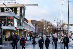 REX (Jori Samonen) Tags: mannerheimintie street people lasipalatsi eduskuntatalo parliament house canon efs 55250mm f456 is sony ilce3000 trees winter