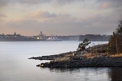 Helsinki (smerikal) Tags: helsinki scenery maisema tuomiokirkko merimaisema 2014syksy