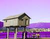 Lightshed Sculpture. Coal Harbour Vancouver (Winnipeg Canada) Tags: vancouver coalharbour lightshed