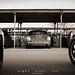Didier Denat - 1965 Porsche 911 No.10 - 2015 Goodwood 73rd Members' Meeting (mono)