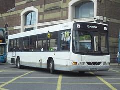 Arriva Merseyside 8245 - N605 CKA (North West Transport Photos) Tags: square volvo mtl north queen driver wright endurance trainer merseyside arriva 6605 cka 8245 b10b n605
