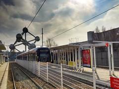 atomium - Brussels- Belgium