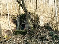 Sperre Oberhofen, Bunker Ost, Switzerland (W-chlaus) Tags: schweiz switzerland war suisse swiss wwii 1940 krieg bunker ww2 aargau ost oberhofen sperre bunkerfreunde