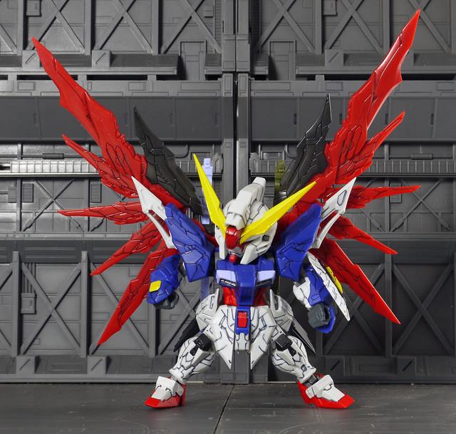 [NXEDGE STYLE]Destiny Gundam