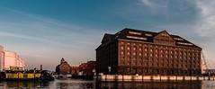 Berliner Westhafen (DamiDamberger) Tags: canon wasser hafen westhafen berliner eos70d