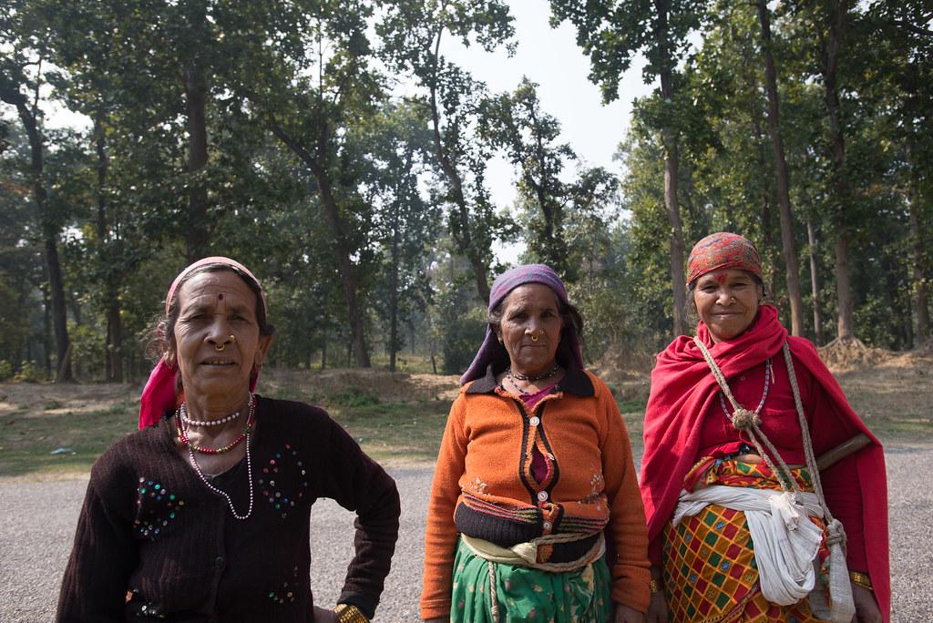 Nepali Low Land Ladies