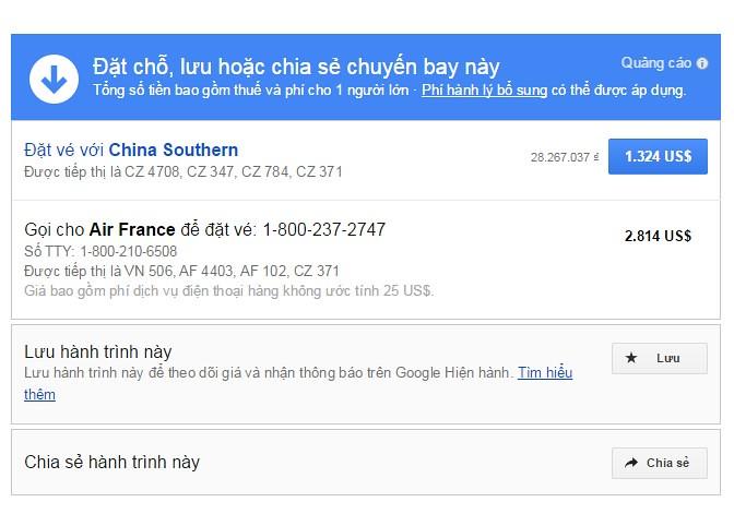 google flight3