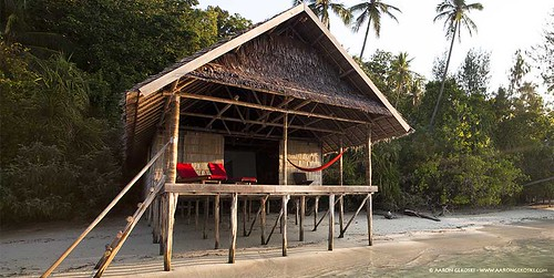 Deluxe Papuan Cottage