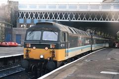 "47711 ""Greyfriars Bobby"" (Sparegang) Tags: 47711 class47 brushtype4 sulzer scotrail edinburgh britishrail scottishregion 1989"