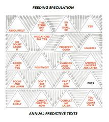Feeding Speculation