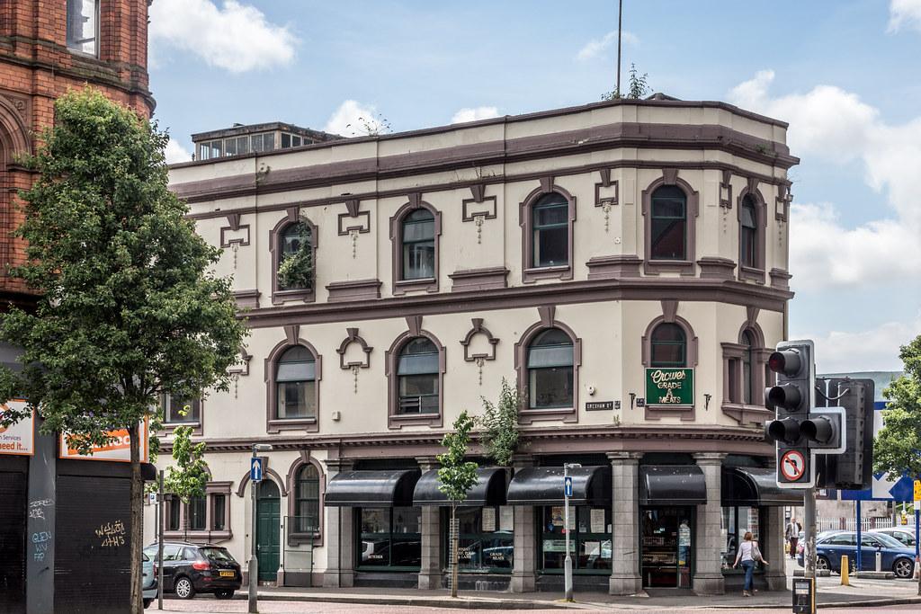 Andrew Crowe Butcher Gresham Street Belfast REF-103034