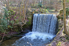 Family visit to UK March 2015 (Gwynwil) Tags: river waterfall spring historical clywedog coedpoeth nantmill rhosberse