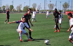 "RSL-AZ U-15/16 vs. Toronto FC • <a style=""font-size:0.8em;"" href=""http://www.flickr.com/photos/50453476@N08/16907539549/"" target=""_blank"">View on Flickr</a>"