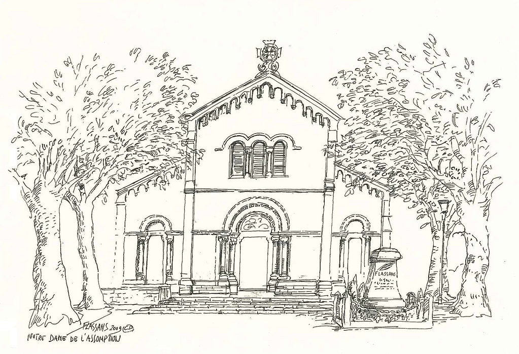 Eglise Notre Dame de l'Assomption1