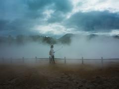 Wai-O-Tapu Selfie (lichenrichard) Tags: waiotapu thermalwonderland selfie