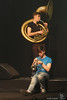 AAA: Booka Brass Band with Zaska, at Vicar Street