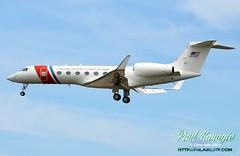 01 (PHLAIRLINE.COM) Tags: 2001 coast us guard flight v 01 airline planes philly airlines phl spotting gulfstream bizjet generalaviation spotter philadelphiainternationalairport kphl c37a