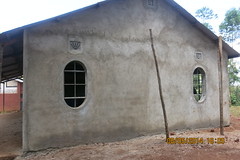 Shihalia Primary School library project, Kakamega, Kenya