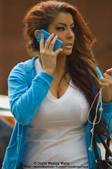 Olivia, Pedestrian on Her Smartphone (Doyle Wesley Walls) Tags: portrait woman color sexy girl beautiful female donna mujer breasts erotic seins nichons chica olivia bosom retrato feminine femme longhair streetphotography pedestrian porträt redhead photograph cleavage redhair portret tetas escote jente fille ritratto busty mädchen seni féminin ragazza femenino brüste flicka pechos buxom vneck seductor borsten weiblich prsa dziewczyna kobieta dekolt femminile tetona kvinde tighttshirt séduisant žena piersi kvinna sexig 0030 kløft ガール грудь vollbusig sexet seksikäs seksowny dekoltázs сексапильный klyfta σεξουαλικόσ prsatá doylewesleywalls rondborstige