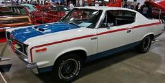 1970 AMC Rebel The Machine (Custom_Cab) Tags: door 2 white hardtop car rebel machine motors american 1970 amc the 2door themachine