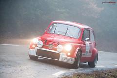 Abarth 1000 TC (1972) (Pedro Valiente) Tags: classic tarmac climb seat rally racing asfalto niebla subida hillclimb motorsport abarth clsico competicin 1000tc subidaencuesta subidademontaa