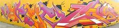 VAGUE CHUS (Commit Larceny) Tags: vague chus houstongraffiti