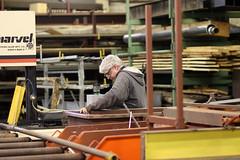 14 (Goshen, Indiana) Tags: iron hamilton metalwork ironwork metalworking goshen ironworking goshenindiana hamiltonironworks hamiltoniron